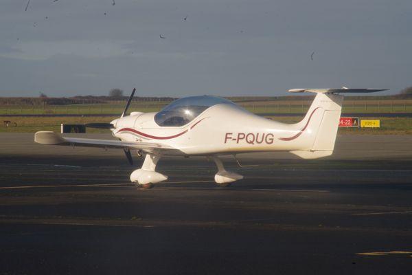 Le Dyn'aéro MCR-01 F-PQUG.