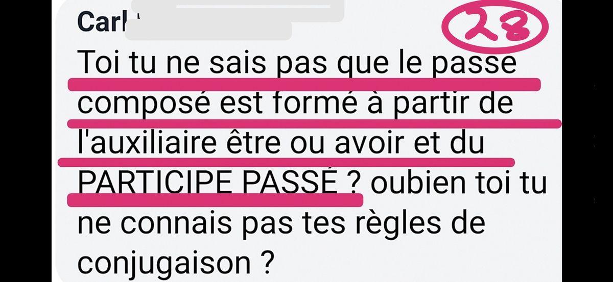 LES DIFFICULTÉS DE LA LANGUE FRANÇAISE (Version Smartphone)