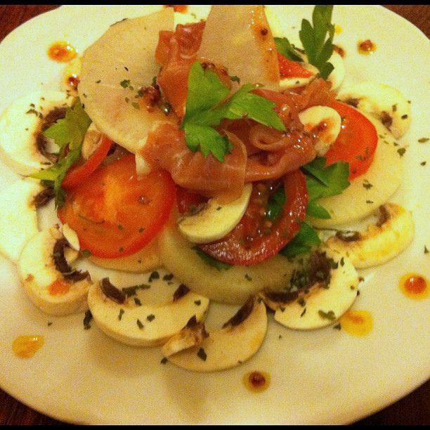 Ma salade aux saveurs des conseils de Joel Robuchon