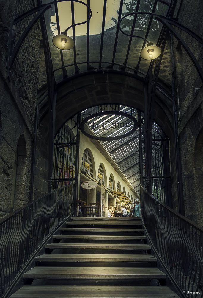 Halles de Dinan