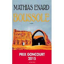 """Boussole"", de Mathias Enard"
