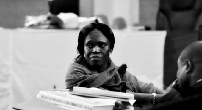 #CIV: Simone Gbagbo aux militants du #FPI «Je serai bientôt parmi vous»