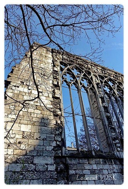 Vestiges de l'ancienne église des Augustins
