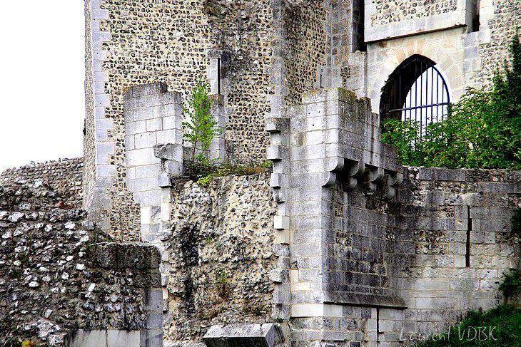 Chateau de Robert le Diable - Moulineaux