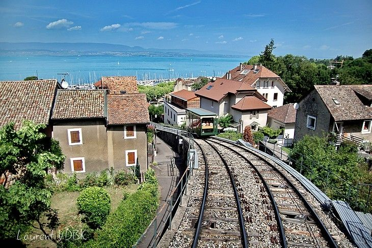 Funiculaire - Thonon-les-Bains