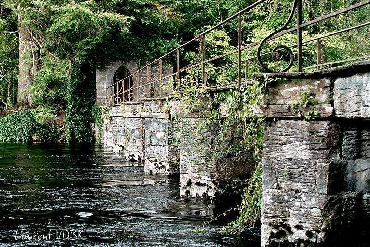 Abbaye de Cong - Irlande - Connemara (Cong Abbay - Ireland)