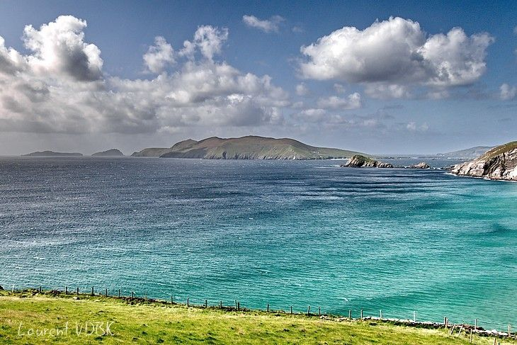 Iles Blasket - Péninsule de Dingle - Irlande (Blasket Islands - Dingle peninsula- Kerry - Ireland)