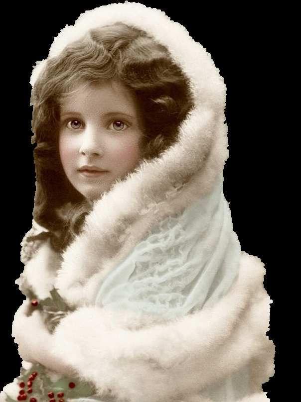 Vintage enfant