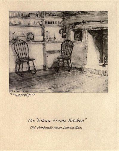 """""""Ethan Frome"""" d'Edith Wharton"""