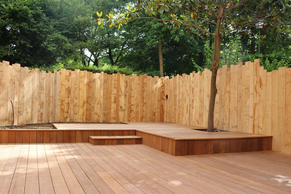terrasse en bois La Celle Saint Cloud 78