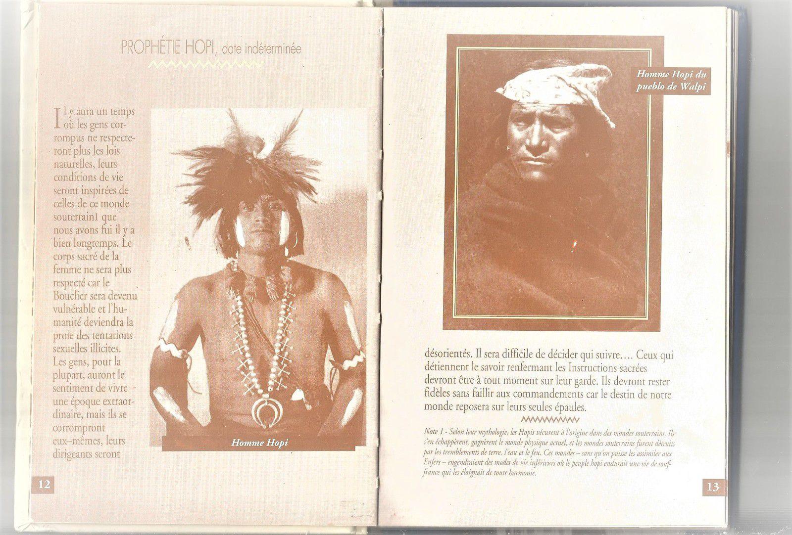 Prophéties Amérindiennes ( 2)