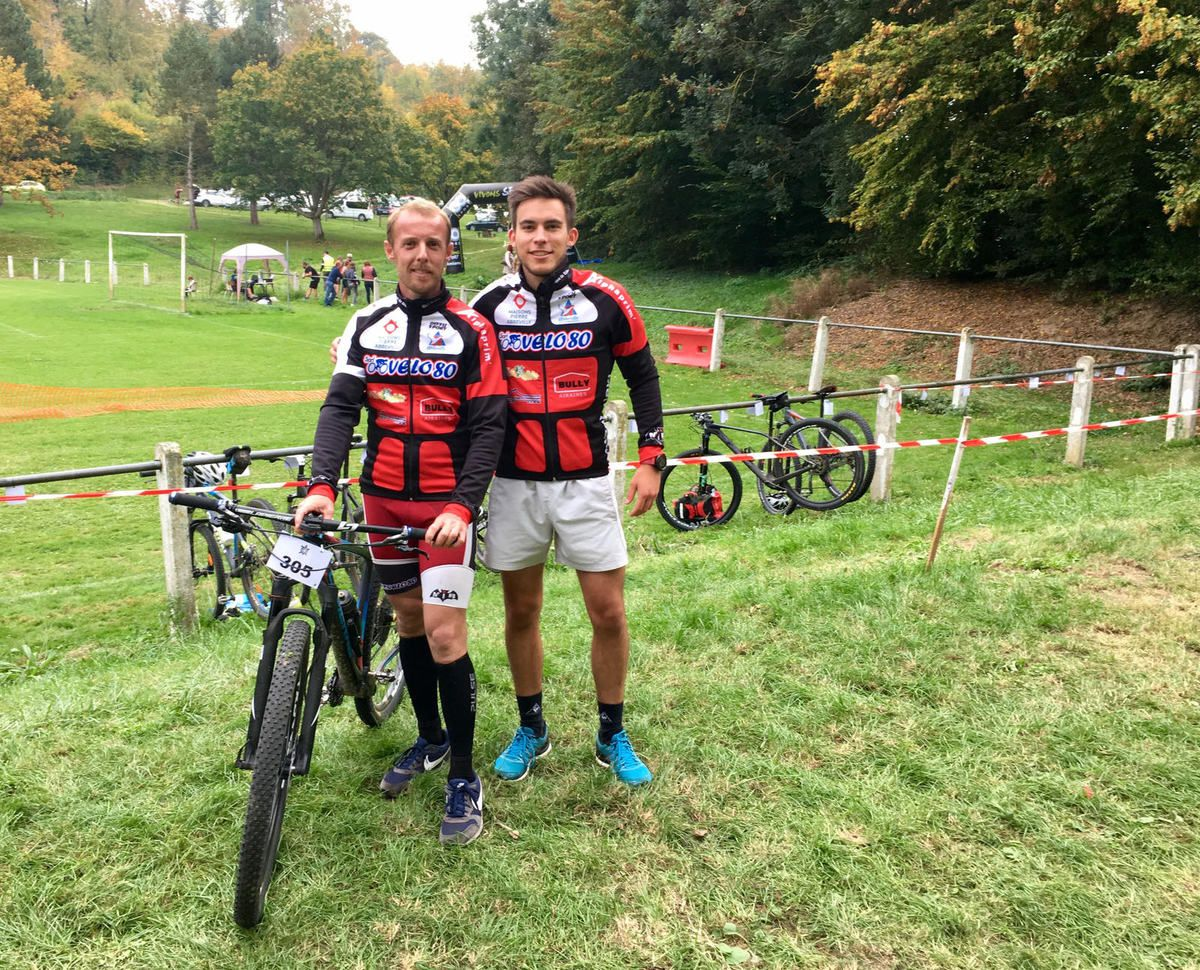 Belle performance des MIB au Cross Duahtlon d'Huchenneville