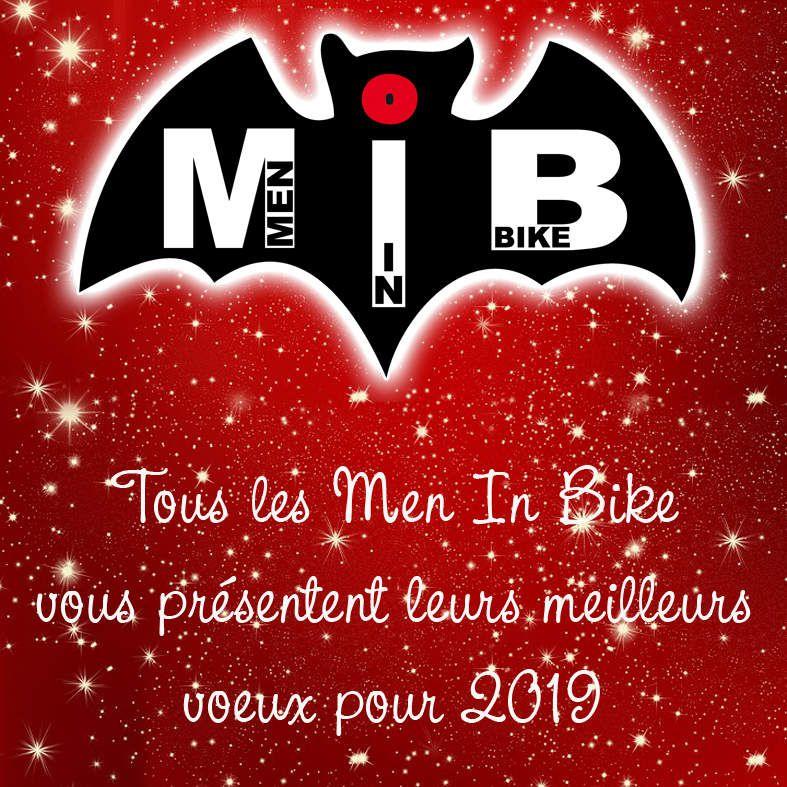 Bonne Année 2019 en VTT
