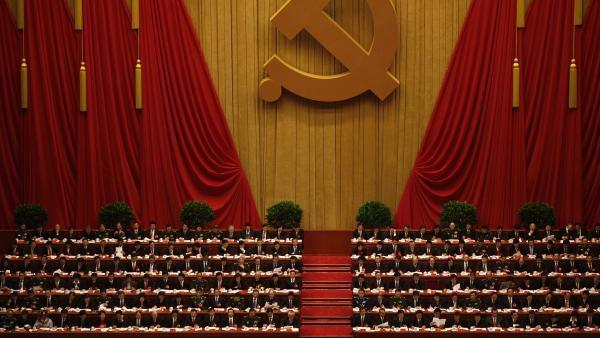 Harmonie à la Chinoise (19ème congrès du PCC)