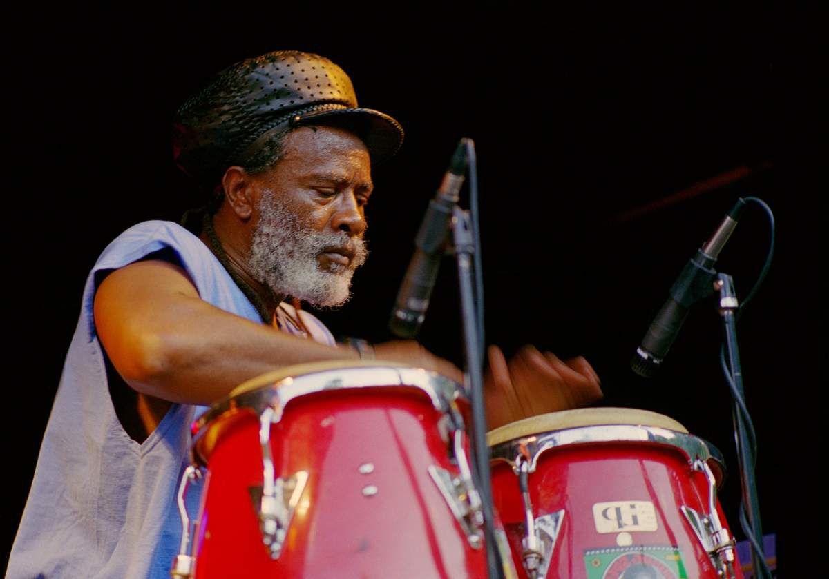 Burning Spear - Pour les amoureux du vieux roots jamaïcain