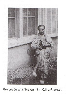 Bio/Bibliographie : Georges Dunan