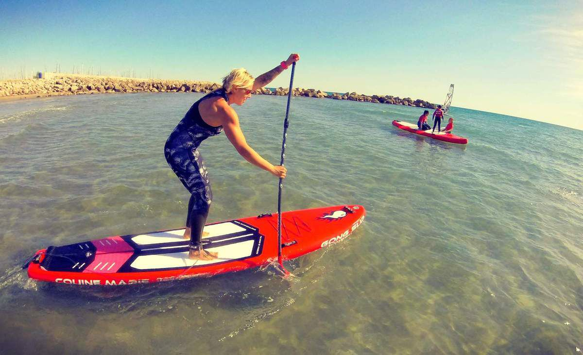 SUP TRAINING