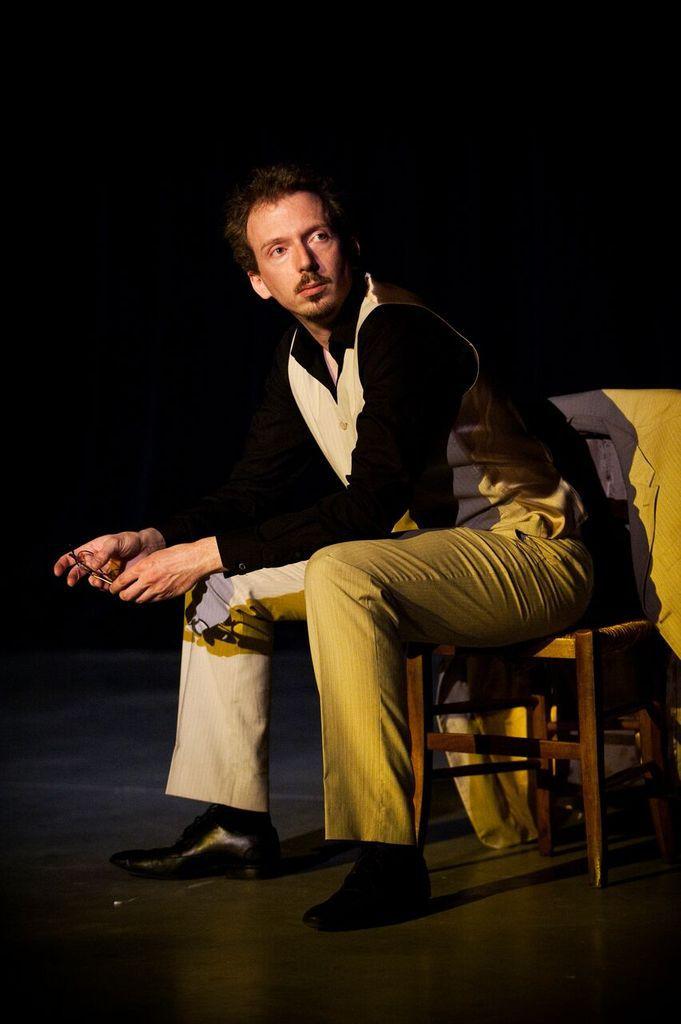 Le Horla (au Théâtre Michel)