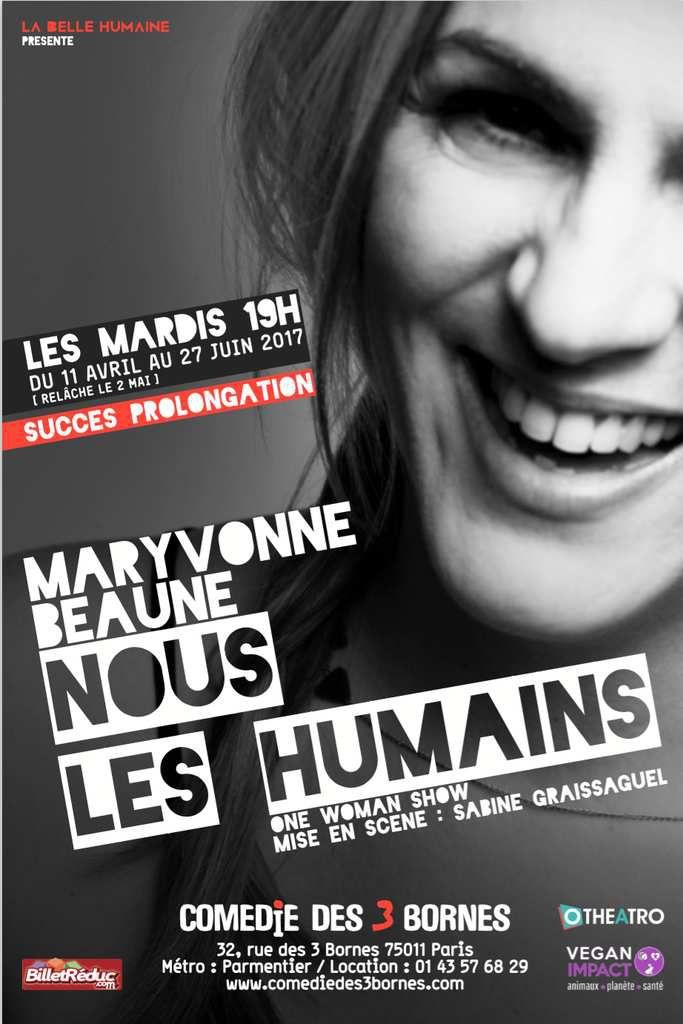 """""""Nous les Humains"""""""