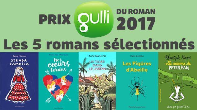 « NOS COEURS TORDUS » (PRIX GULLI DU ROMAN 2017)