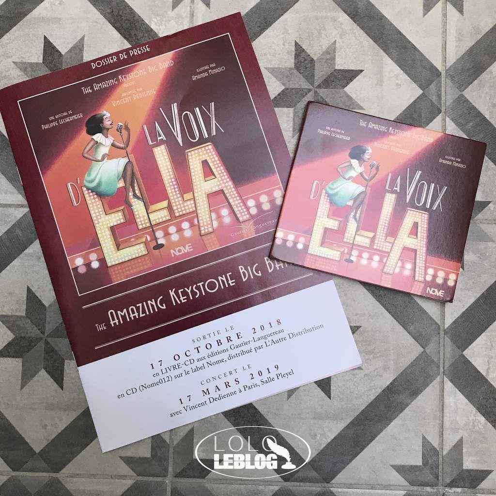 """NOUVEAU CONTE MUSICAL """"LA VOIX D'ELLA"""""""