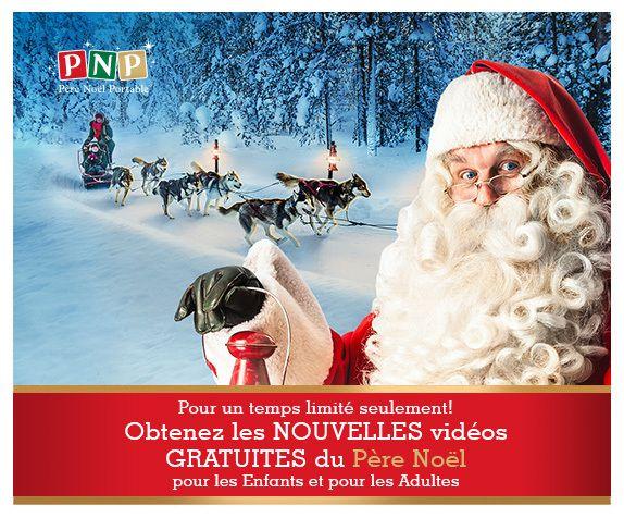 Un message du Père Noël PNP