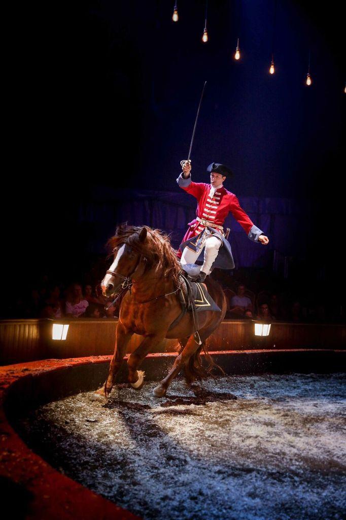 Origines, le Cirque Alexis Gruss
