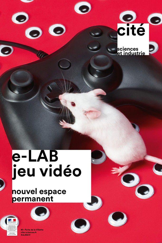 e-LAB – espace jeu vidéo