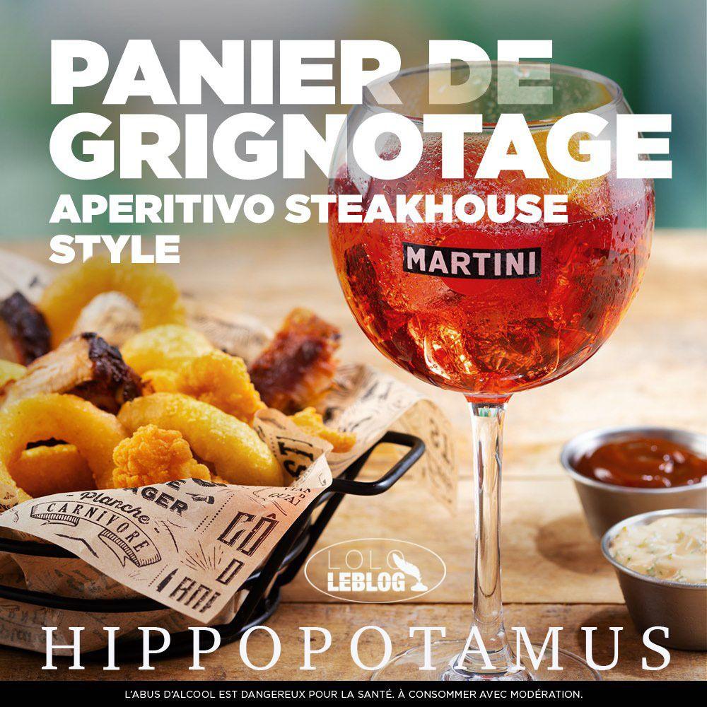 L'Éte chez Hippopotamus