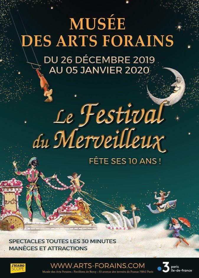 Le Festival du Merveilleux