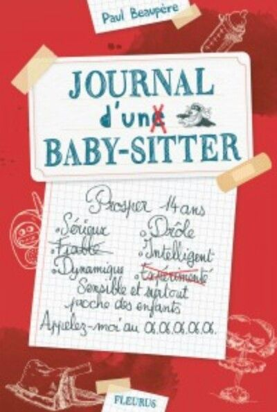 Journal d'un baby-sitter de Paul Beaupère