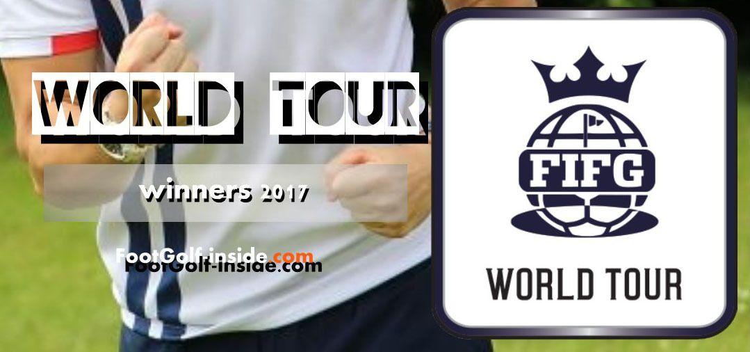 World Tour's winners