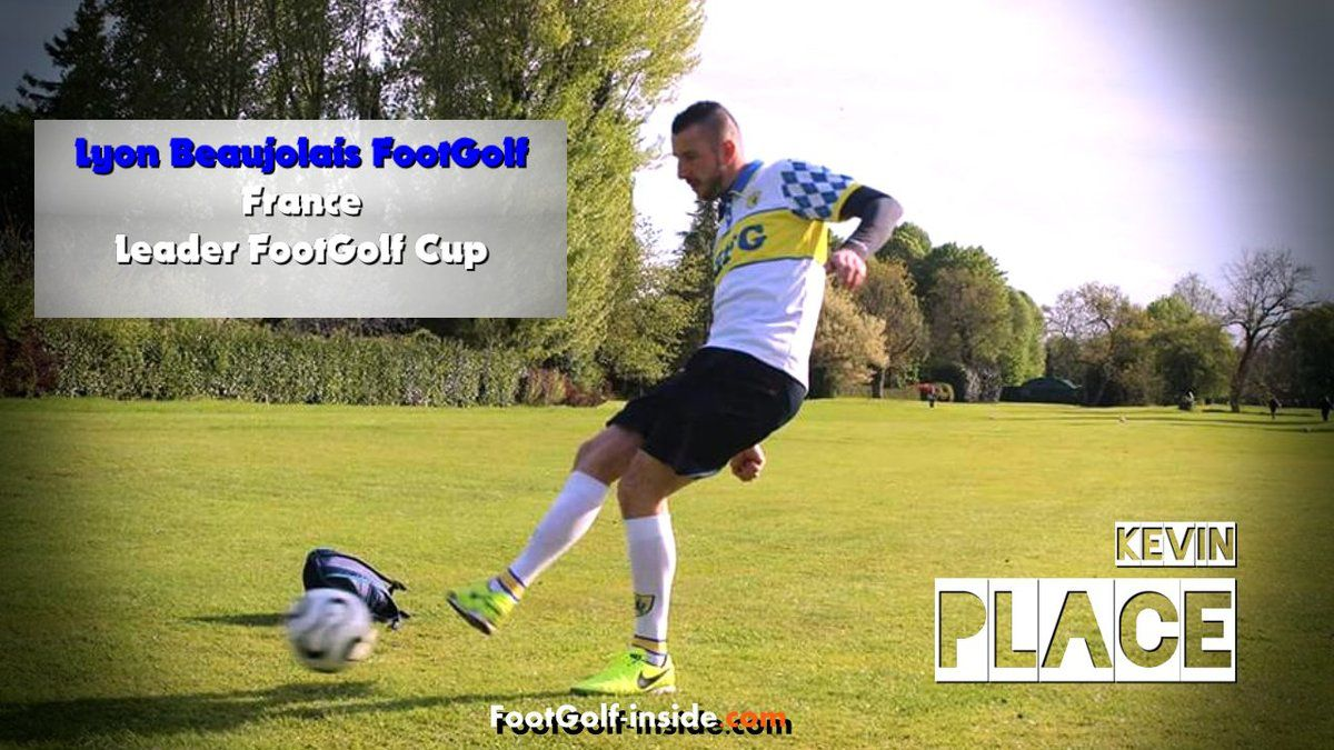portrait kevin place footgolf. Black Bedroom Furniture Sets. Home Design Ideas