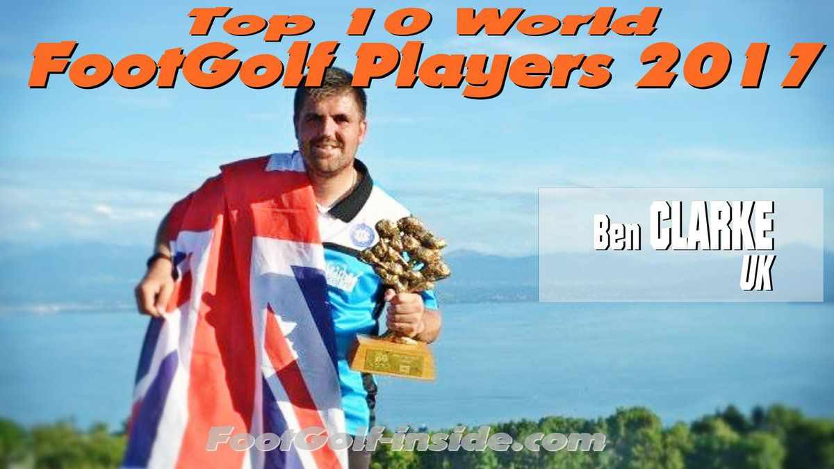 Top 10 players 2017 : Ben CLARKE