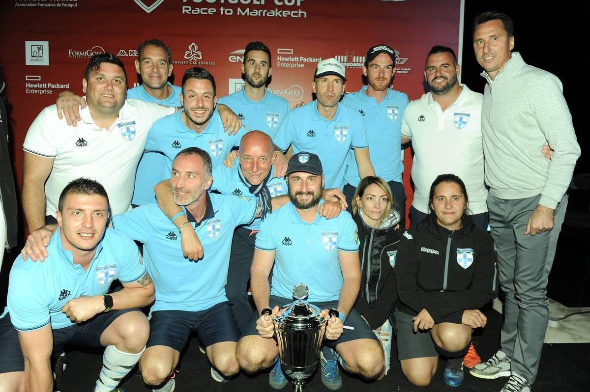 Marseille tient son premier titre national