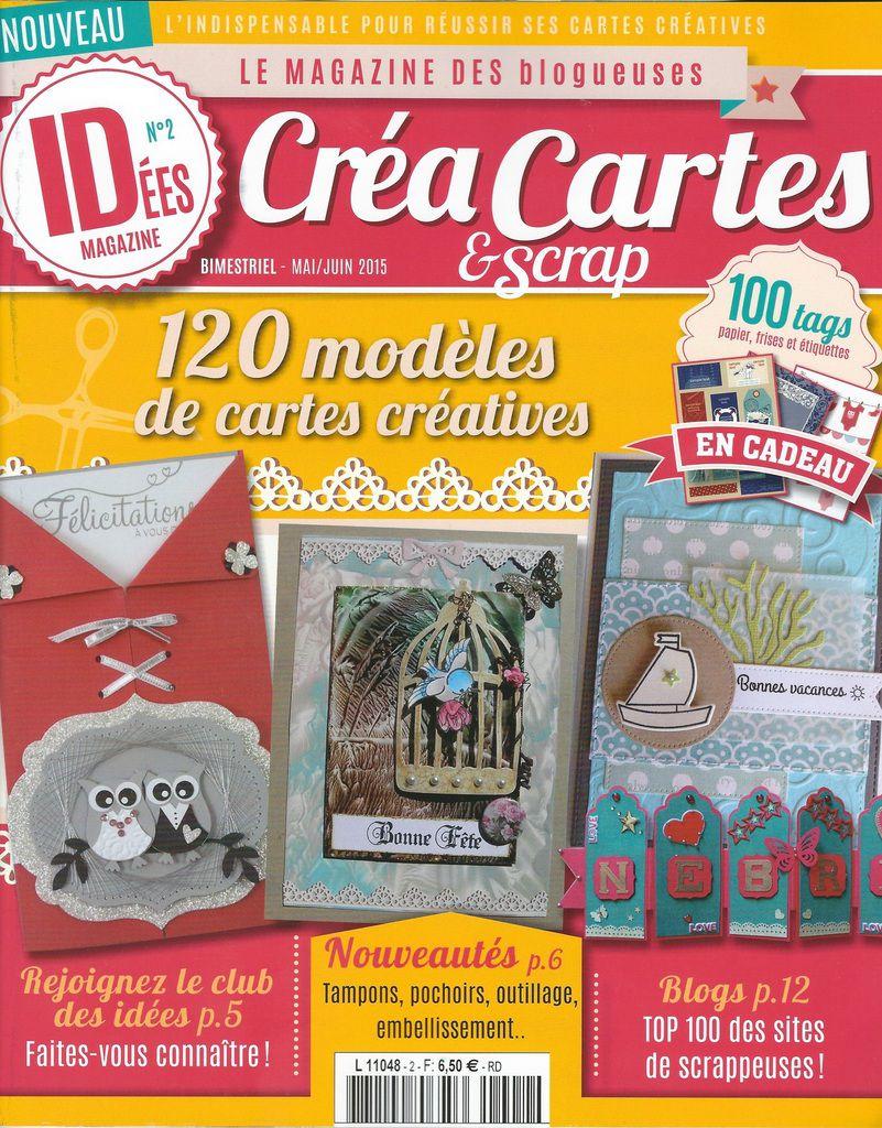 Idées Magazine N°2 Créa Cartes & Scrap