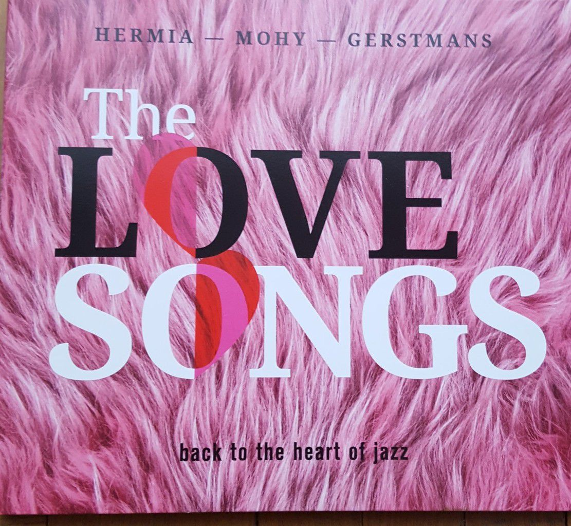 HERMIA-MOHY-GERTSMANS        THE LOVE SONGS