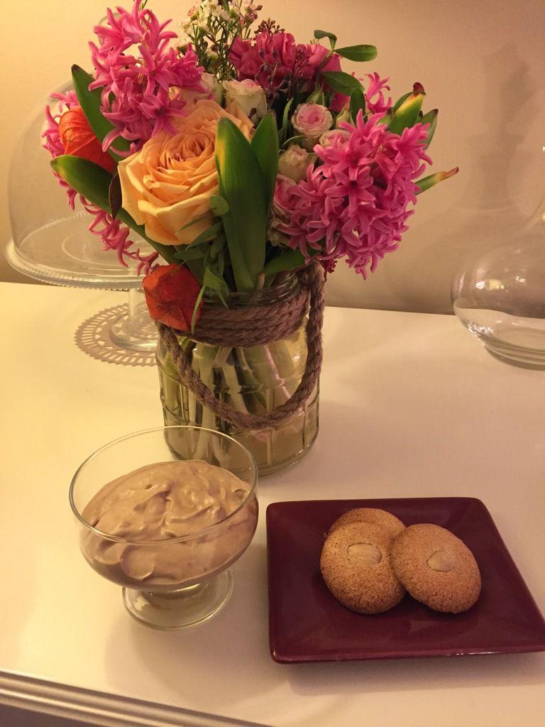 Dessert très gourmand et très simple