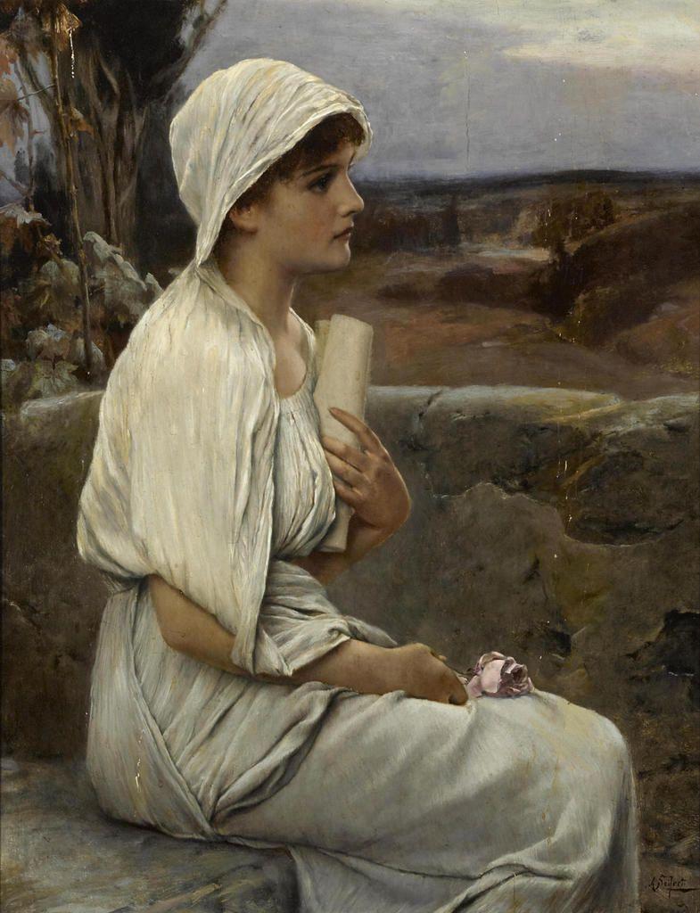 Alfred Seifert (1850–1901), Hypatie