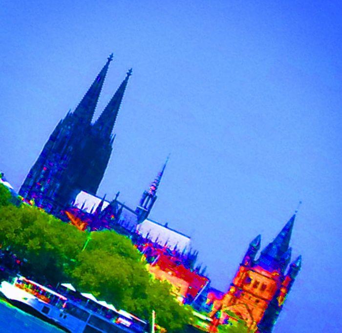 wie versprochen - der Kölner Dom