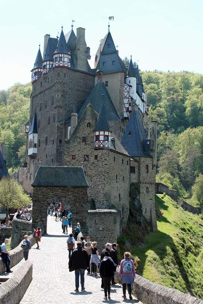 Ein Besuch auf der Burg Eltz