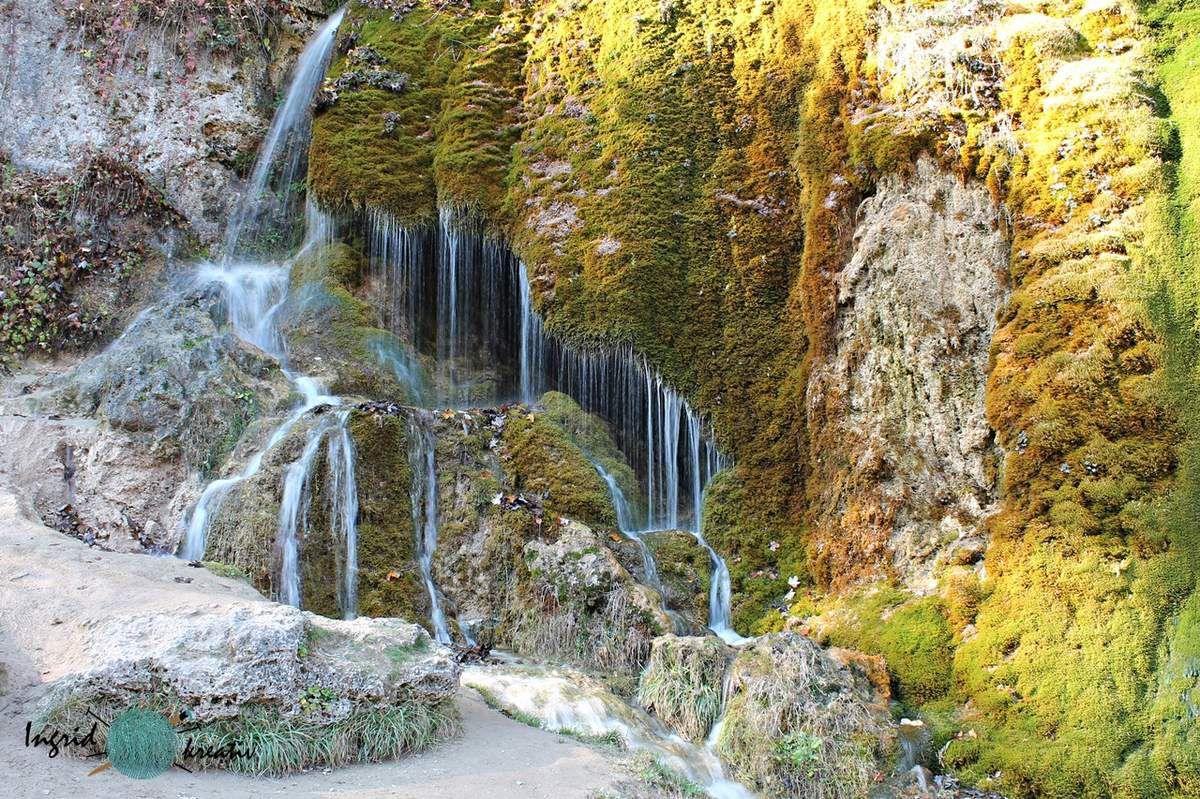 Dreimühlen Wasserfall Nohn Vulkaneifel