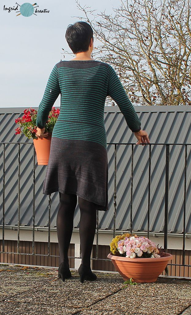 Laneway stricken knitting kleid dress tunica Veera Välimäki