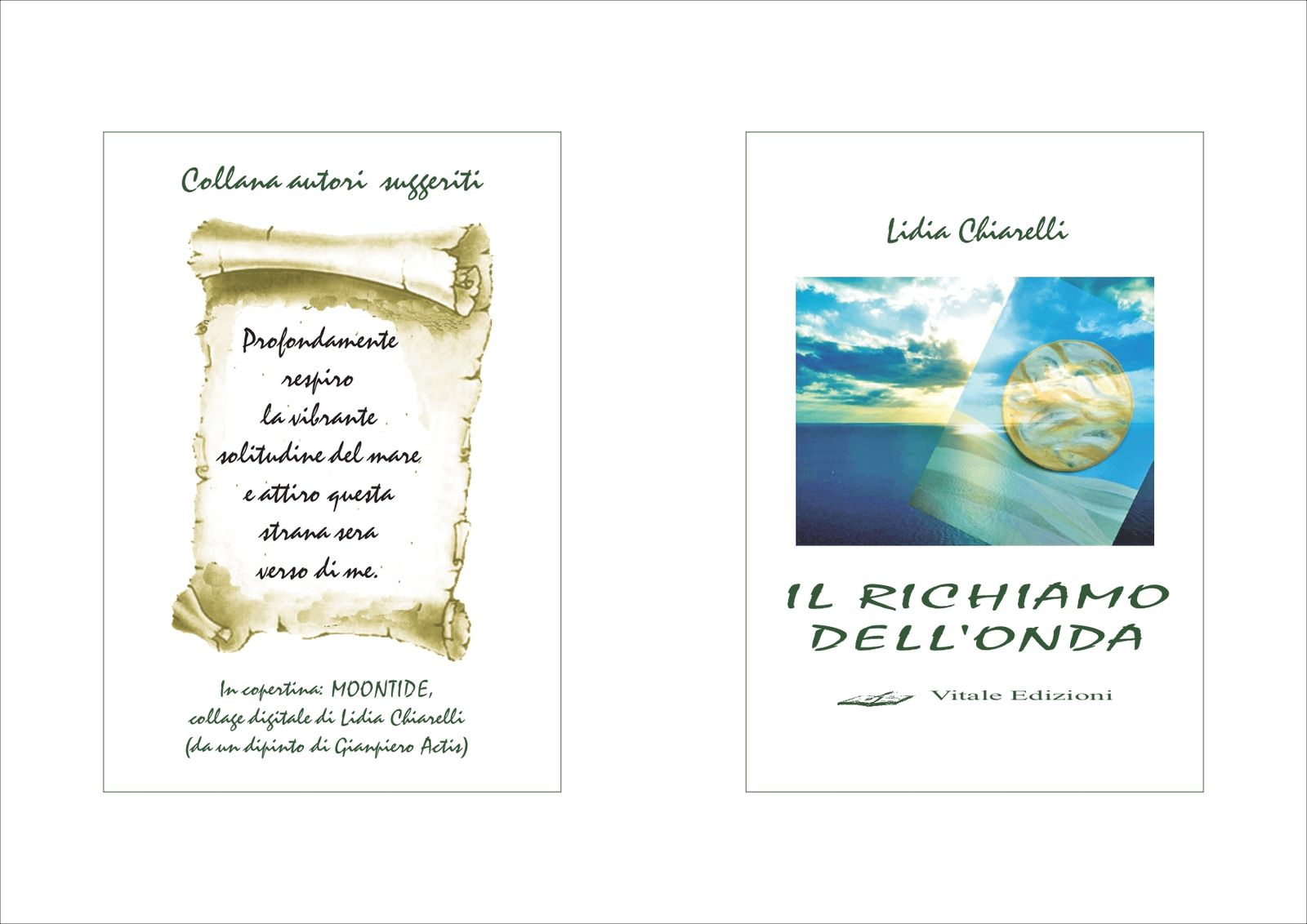 IL RICHIAMO DELL'ONDA de Lidia Chiarelli