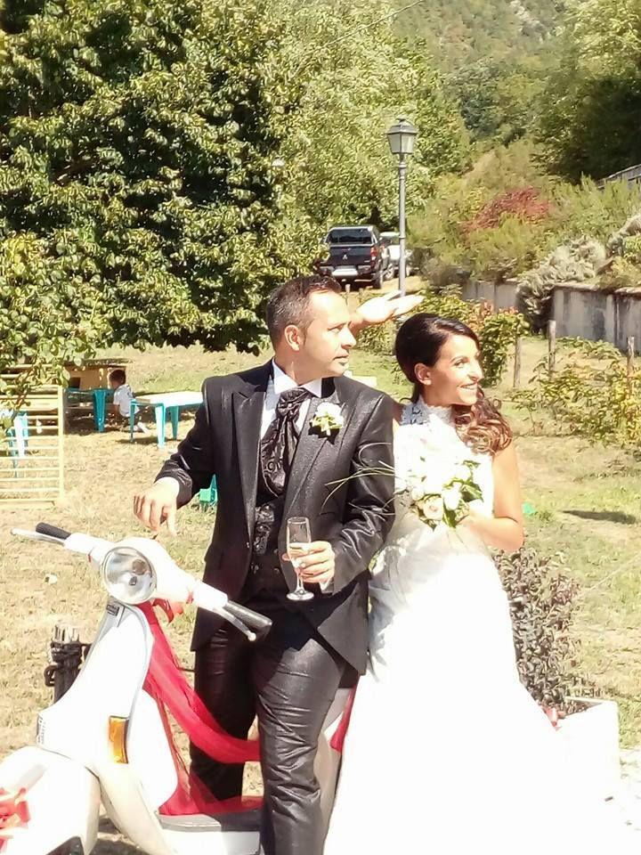 Vallo di Nera (PG), scene dai matrimoni. Sposarsi in Valnerina, Umbria