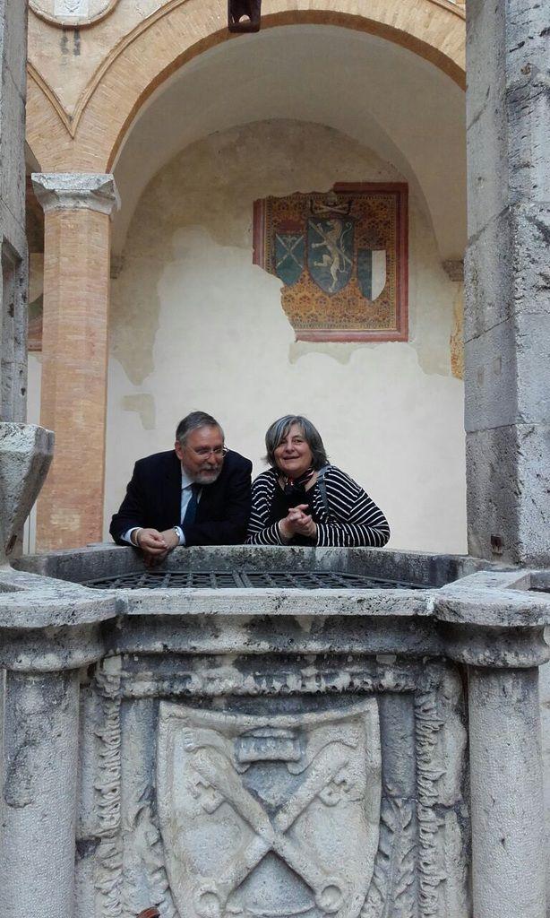 Nel pozzo della Rocca di Spoleto si forma un'eco straordinaria che amplifica i suoni