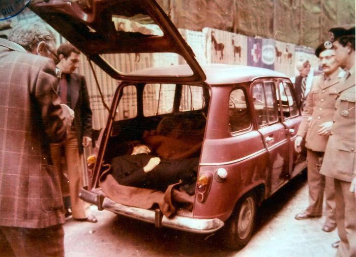 40 anni fa a Vallo di Nera dopo l'uccisione di Aldo Moro