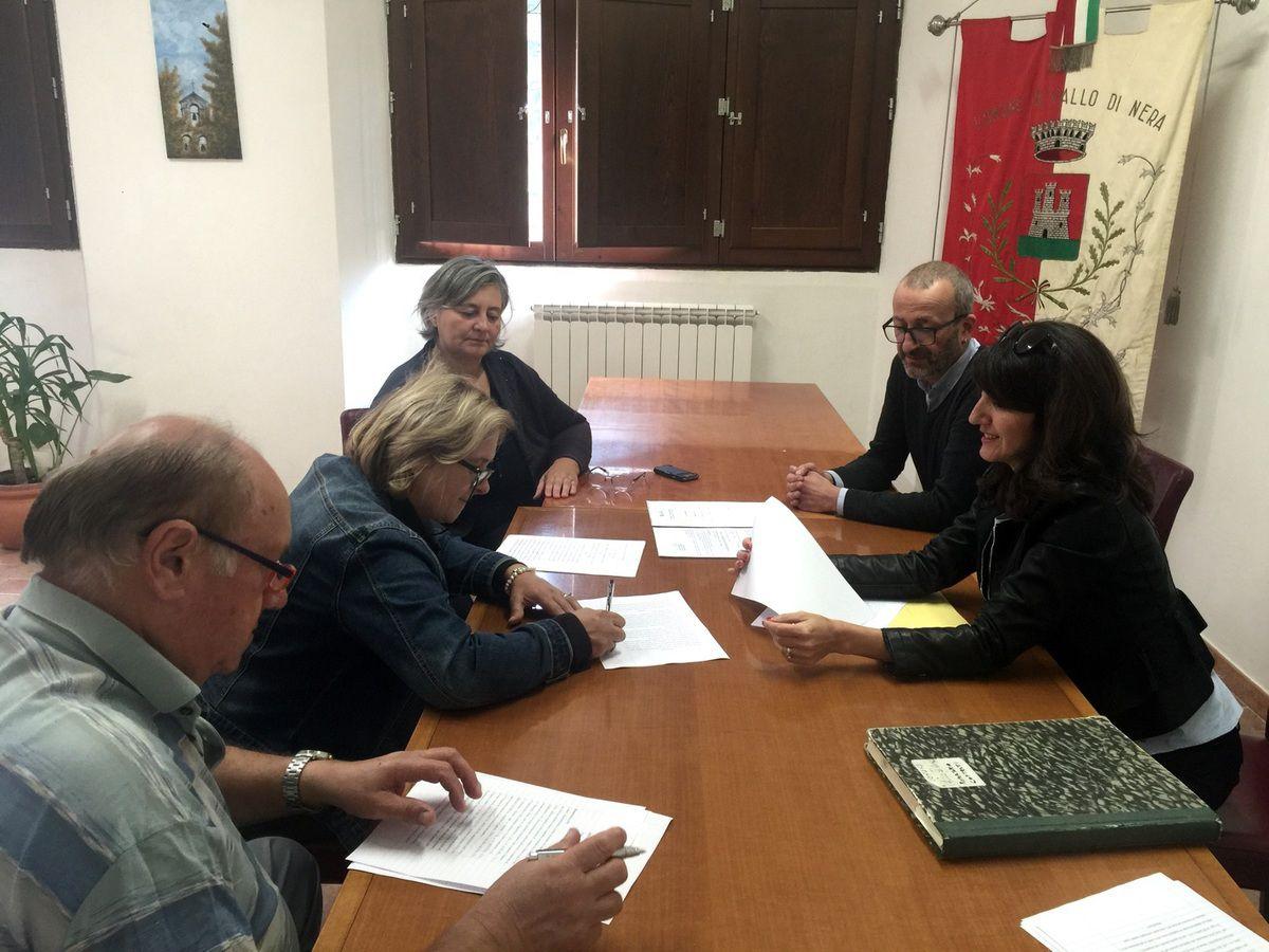 A Vallo di Nera un parco letterario dedicato alla poesia pastorale di Riziero Flammini