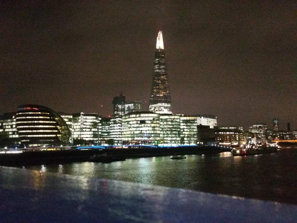 4 days in London !