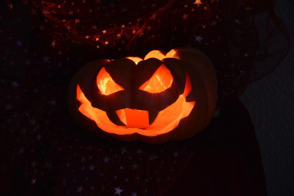 Chez nous, Halloween, c'était hier soir !